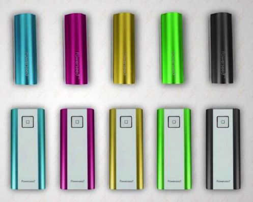Powerseed Power Bank 4.800 mAh Nero